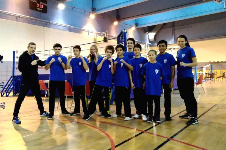ASPP Boxe Française Jeunes