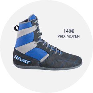 Chaussure boxe française